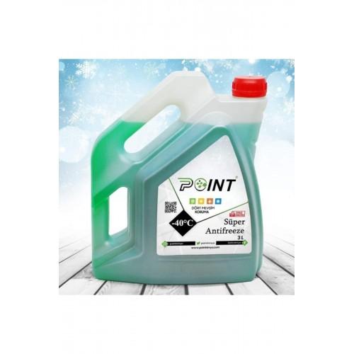 Point 3 Lt - 40 Derece Organik Mavi Antifriz Fiyati ile En Uygun